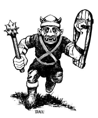 AD&D goblin