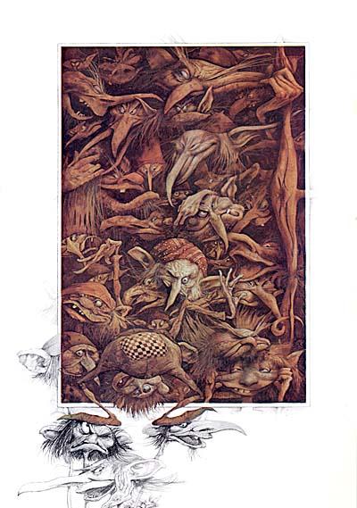 Froud's Goblins