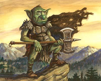 Goblin Marshall
