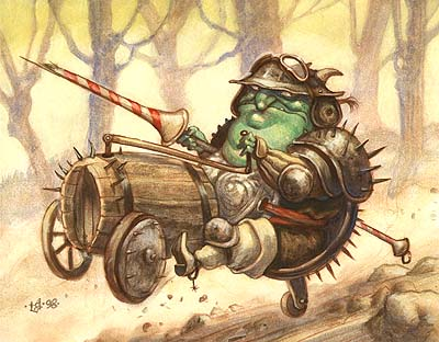 Goblin Warbuggy