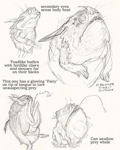 Goblin Sketches 2