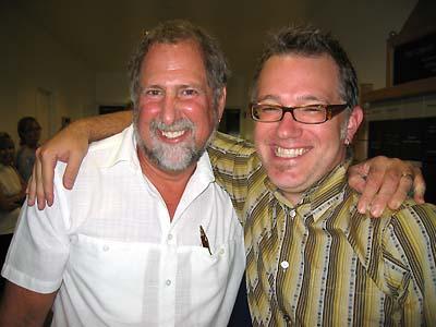 Tony D & Tom Wetzl