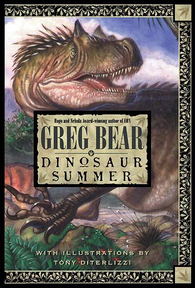 """""""Dinosaur Summer"""""""