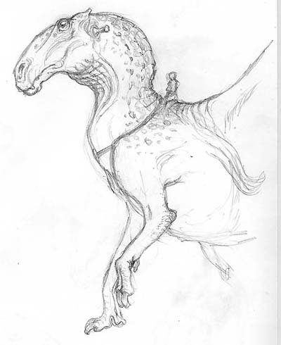 Final Pern dragon design