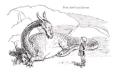 The Reluctant Dragon, by E.H. Shepard, 1936
