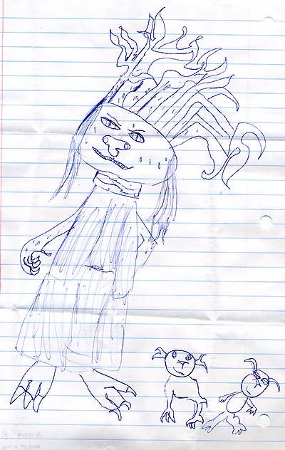 """Mulgarath & Goblins"" by Anna"