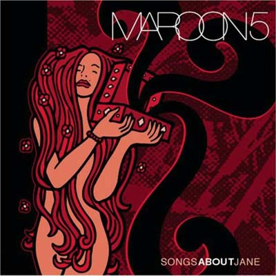 "Cover to Maroon 5's ""Songs About Jane"""