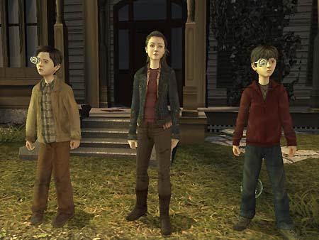 Jared, Simon & Mallory Grace