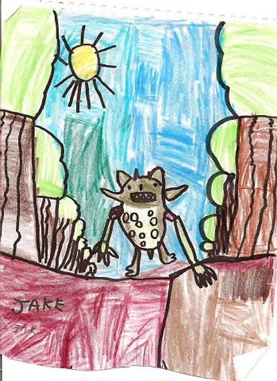 Spiderwick Goblin by Jake