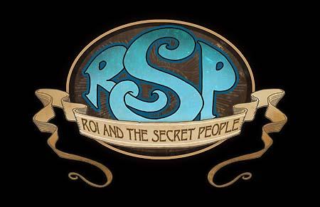 Tony's Dean-inspired Roi logo