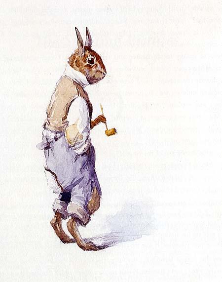 Br'er Rabbit bt A.B. Frost