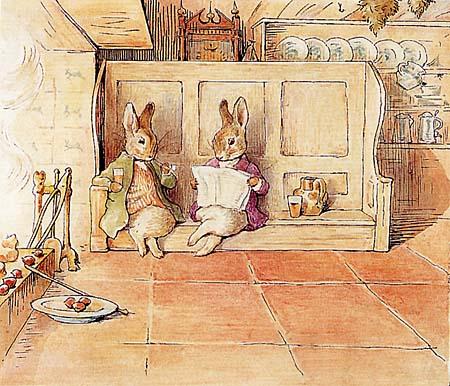 Beatrix Potter, 1922