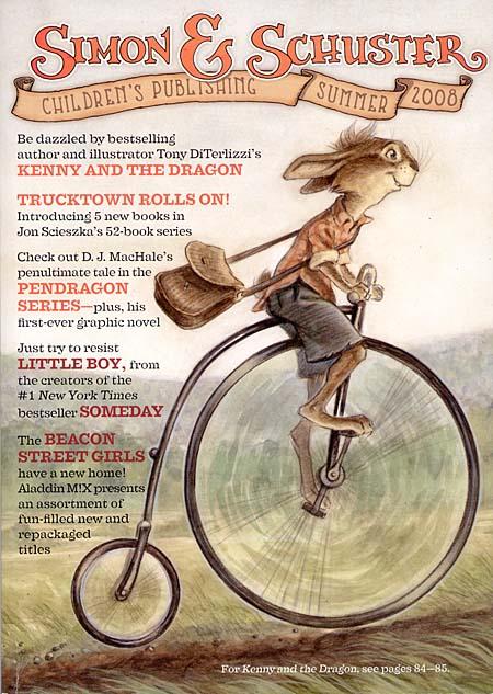 Simon & Schuster Summer '08 Catalog