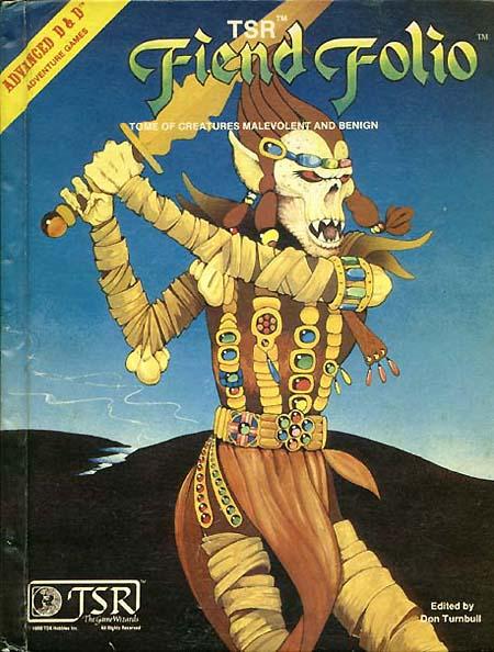 Fiend Folio, 1981