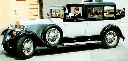 Rolls-Royce New Phantom - Saweet!