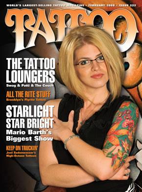 Tattoo magazine, #222