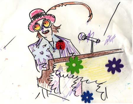 Soul Train Elton