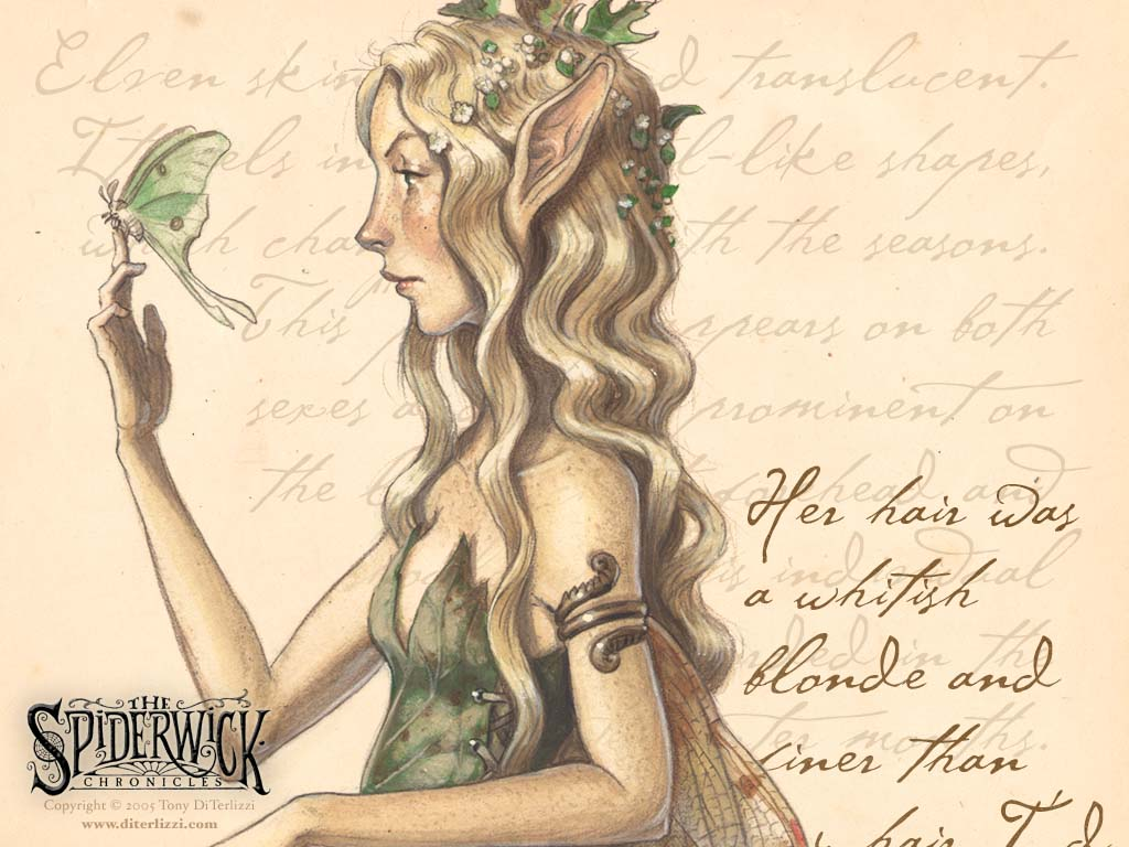 Tony DiTerlizzi Never Abandon Imagination – Arthur Spiderwick's Field Guide To The Fantastical