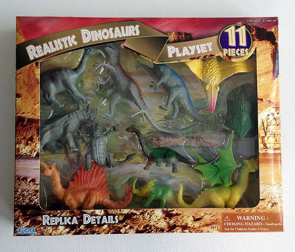 RealisticDinosaurs