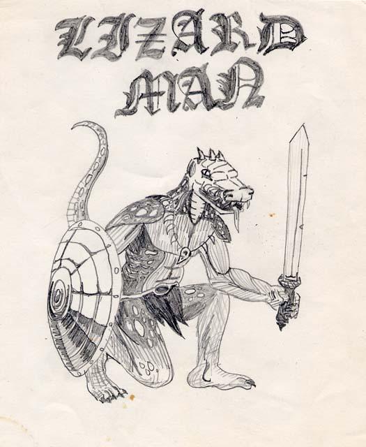 TD lizardman