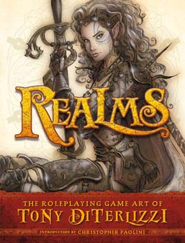REALMS: The RPG Art of DiTerlizzi