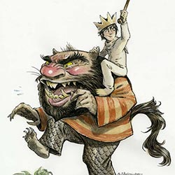 """RIF's """"Where the Wild Things Are"""" Gala"""