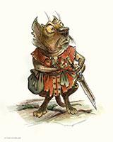 Realms: The RPG Art of Tony DiTerlizzi