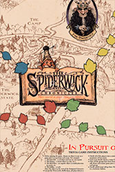 In Pursuit of Spiderwick Game Board
