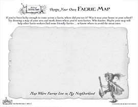 Make Your Own Faerie Map