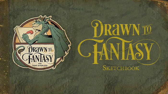 Drawn to Fantasy