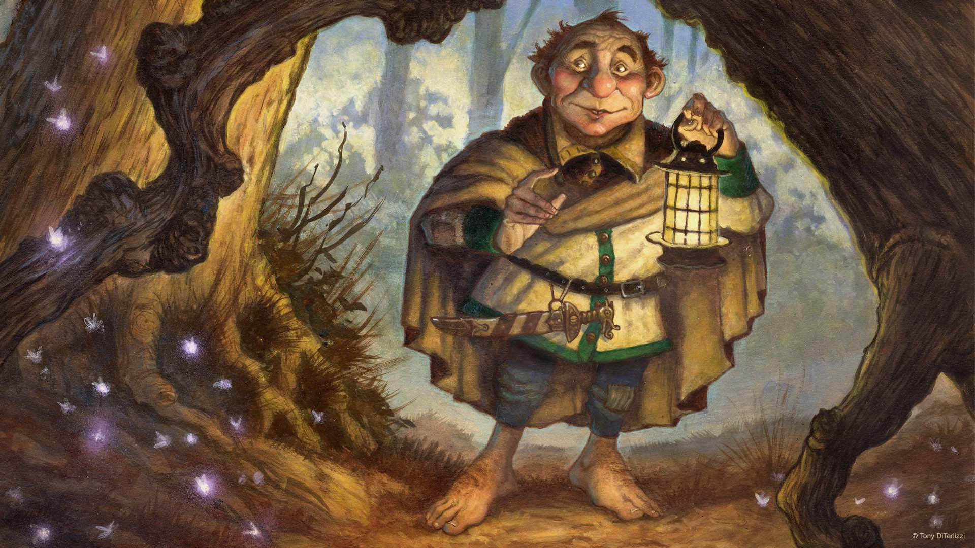 Dungeons Dragons And Magic The Gathering Tony Diterlizzi